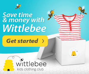 Save time and money with Wittlebee - put your little ones clothes on auto-pilot!!
